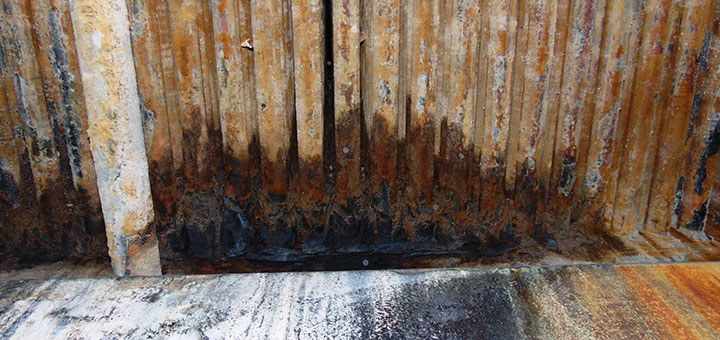 Acid Dew Point Corrosion can do damage to tubular air heaters